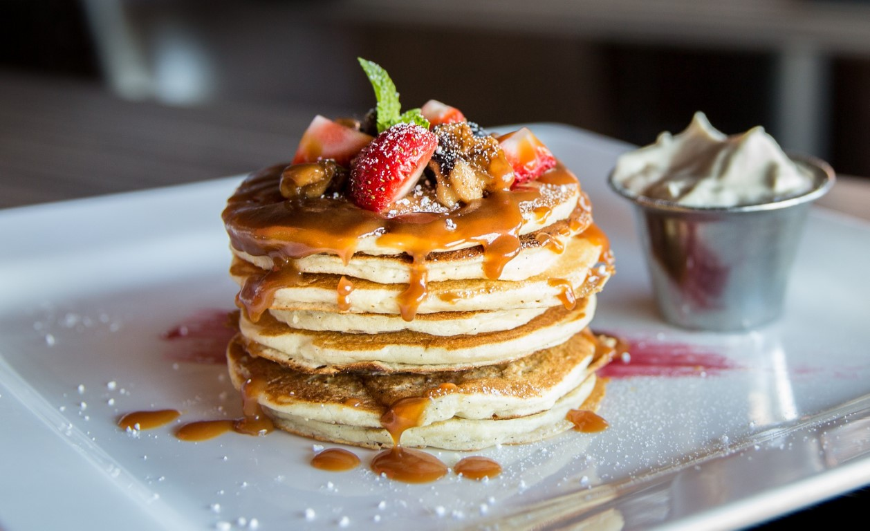 Pancakes o panqueces americanos (Mediano)